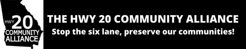 The Hwy 20 Community Alliance